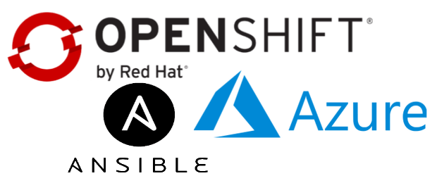 image from Openshift, Azure, and Ansible